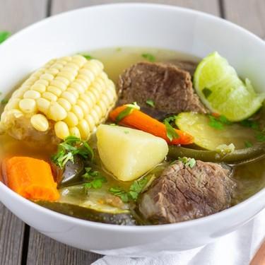 Instant Pot Caldo de Res (Mexican Beef Soup) Recipe   SideChef