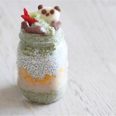 Bathing Panda's Chia Pudding Parfait Recipe   SideChef