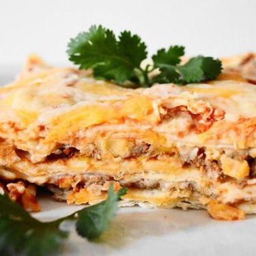 Mexican Lasagna Recipe | SideChef