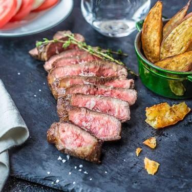 Friday Night Steak and Yam Fries Recipe   SideChef