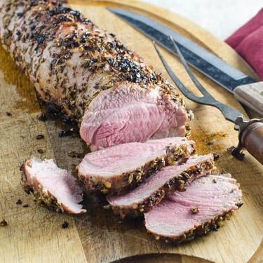 Dry-Rubbed Pork Tenderloin Recipe   SideChef