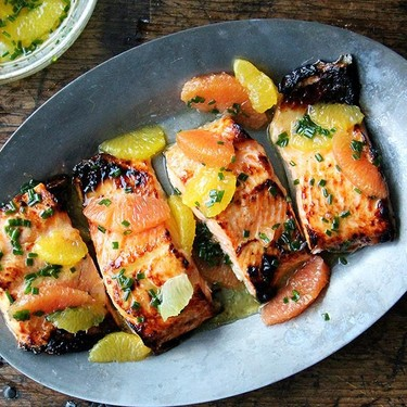 Broiled Arctic Char with Citrus Sauce Recipe | SideChef