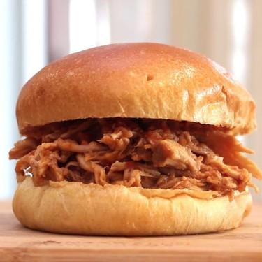 Addictive Slow Cooker Pulled Pork Sliders Recipe | SideChef