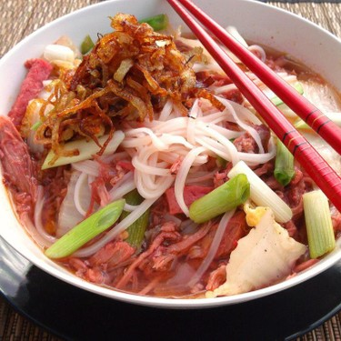 Cha Siu and Cabbage Noodle Soup Recipe | SideChef