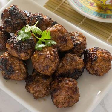 Chinese BBQ Pork (Char Siu) Meatballs Recipe   SideChef