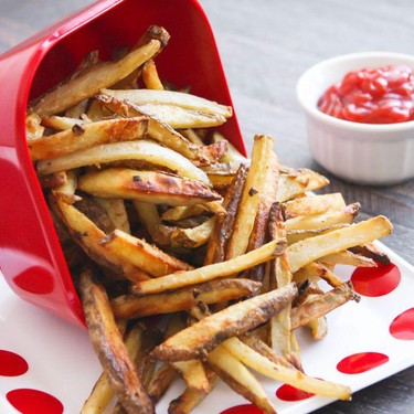 Oven-Baked Fries Recipe   SideChef
