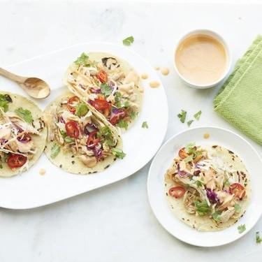 Asian Tacos Recipe | SideChef