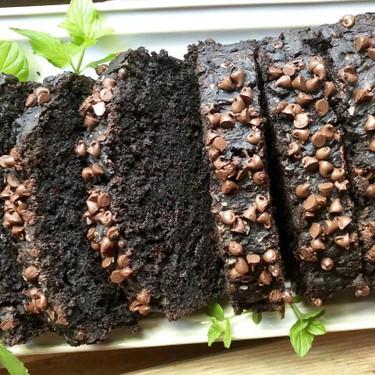 Chocolate Zucchini Loaf Recipe | SideChef