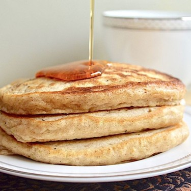Zucchini Bread Pancakes Recipe | SideChef