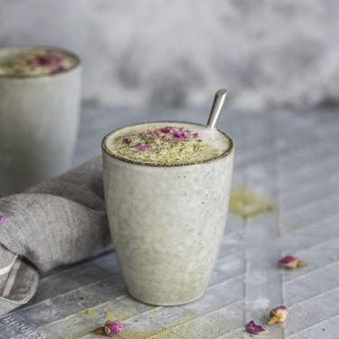 Matcha Latte with Coconut Milk Recipe | SideChef