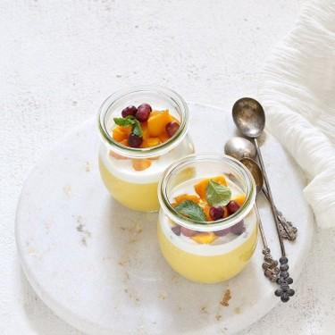 Mango Coconut Pudding Recipe | SideChef