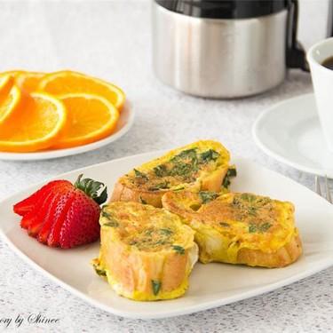 Savory French Toast Recipe   SideChef