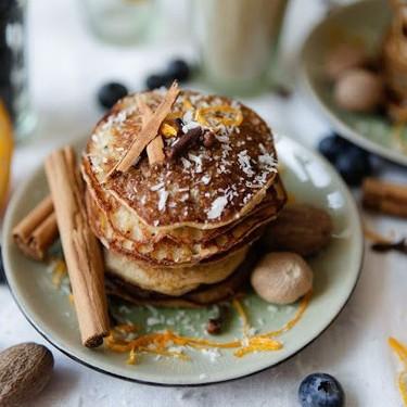 Spiced Pancakes Recipe | SideChef