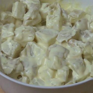 Honey Mustard Potato Salad Recipe | SideChef