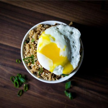 Breakfast Fried Rice Recipe | SideChef