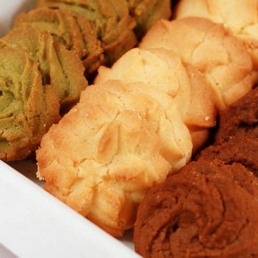 Matcha and Mocha Butter Cookies Recipe | SideChef