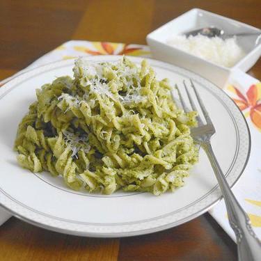 Giovanna's Five Nut Pesto Sauce Recipe | SideChef