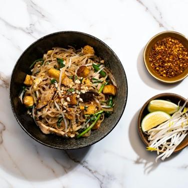 Vegetarian Pad Thai Recipe | SideChef