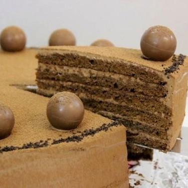 Chocolate Truffle Cake Recipe | SideChef