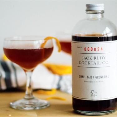 Jack Rose Cocktail Recipe | SideChef