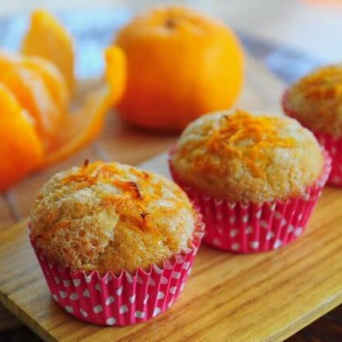 Mandarin Orange Muffins Recipe | SideChef