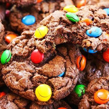 The Best Chocolate M&M's Cookies Recipe   SideChef