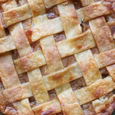 Salted Caramel Apple Pie Recipe | SideChef