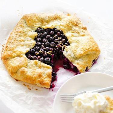 Ricotta Blueberry Galette Recipe   SideChef