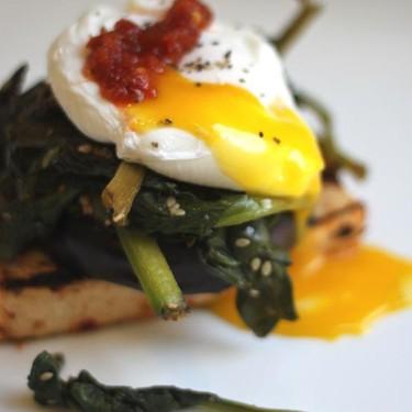 Asian Egg Benedict Recipe   SideChef