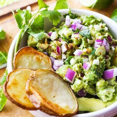 Quick and Easy Guacamole Recipe | SideChef