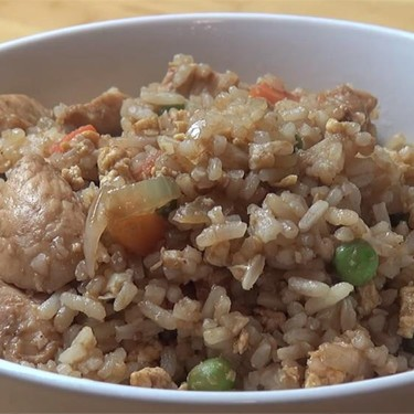 Chicken Fried Rice Recipe   SideChef