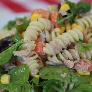 Tuna Pasta Salad Recipe | SideChef