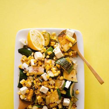 Zucchini Corn Salad Recipe   SideChef