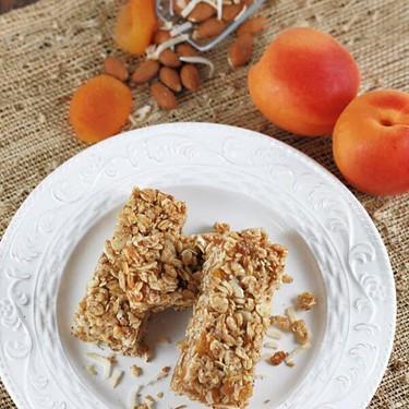 Apricot Almond Granola Bars Recipe   SideChef