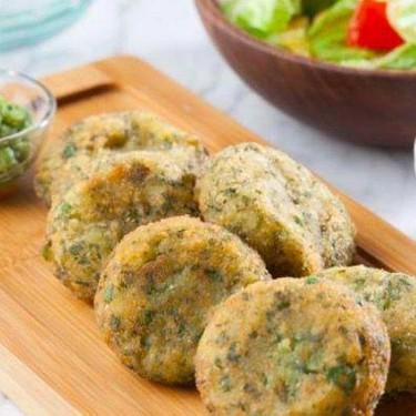 Spinach & Potato Croquette Recipe | SideChef
