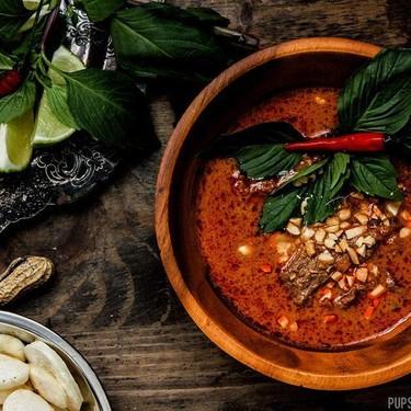 Creamy Coconut Red Thai Curry Recipe   SideChef