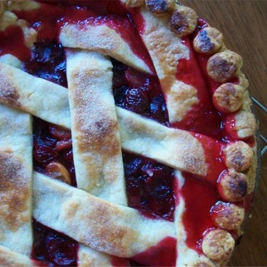 Cherry Pie Recipe | SideChef