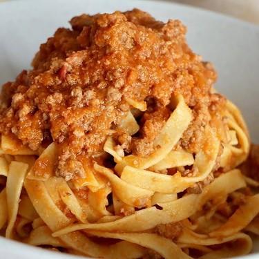 Bolognese Ragu Recipe | SideChef