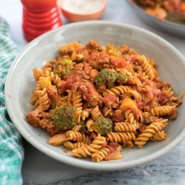Tuscany Veggie Bolognese Recipe | SideChef