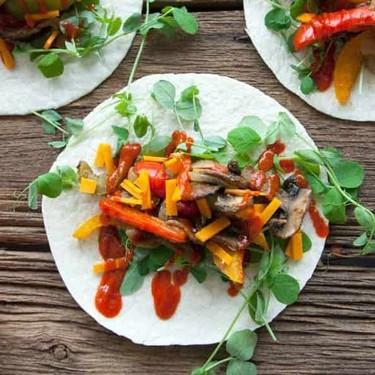 Easy Vegan Fajitas Recipe | SideChef