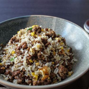 Cumin Beef Fried Rice Recipe   SideChef