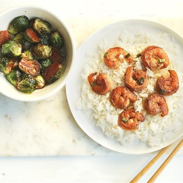 Vietnamese Shrimp in Caramel Sauce with Rice Recipe | SideChef
