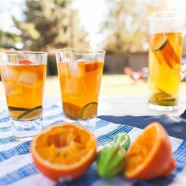 Honey Tangelo Iced Tea Recipe | SideChef