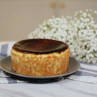 Burnt Cheesecake Recipe | SideChef