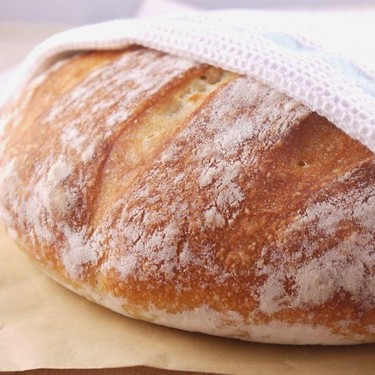 Artisan No Knead Bread Recipe   SideChef