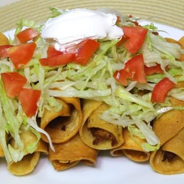 Chicken Taquitos Recipe | SideChef