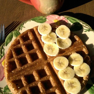 Acorn Waffles Recipe | SideChef
