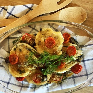 Mediterranean Baked Fennel Recipe   SideChef