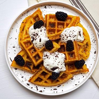 Basic Sweet 'Chaffles' (Keto Waffles) Recipe | SideChef