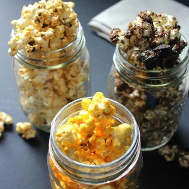 Flavored Popcorn Recipe | SideChef